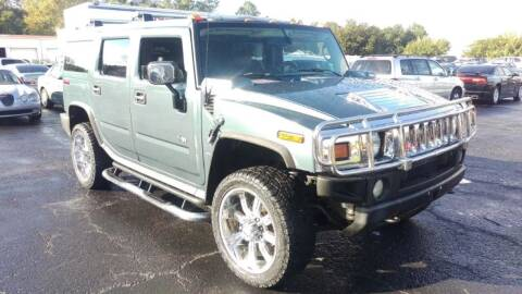 2005 HUMMER H2 for sale at Tony's Auto Sales in Jacksonville FL