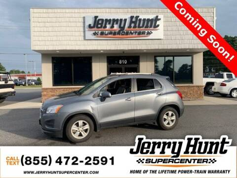 2015 Chevrolet Trax for sale at Jerry Hunt Supercenter in Lexington NC