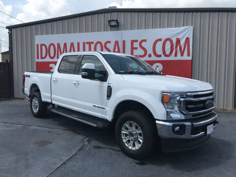 2020 Ford F-250 Super Duty for sale at Auto Group South - Idom Auto Sales in Monroe LA