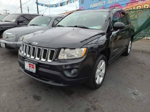 2011 Jeep Compass for sale at ANYTIME 2BUY AUTO LLC in Oceanside CA