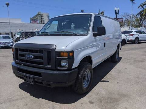 2013 Ford E-Series Cargo for sale at Convoy Motors LLC in National City CA