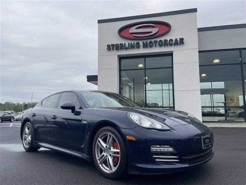2012 Porsche Panamera for sale at Sterling Motorcar in Ephrata PA