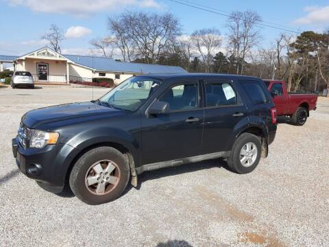 2009 Ford Escape for sale at Space & Rocket Auto Sales in Hazel Green AL