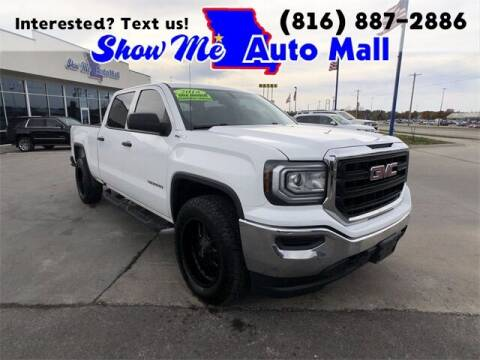 2018 GMC Sierra 1500 for sale at Show Me Auto Mall in Harrisonville MO