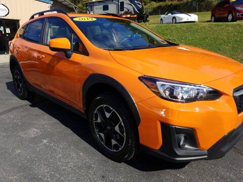 2019 Subaru Crosstrek for sale at W V Auto & Powersports Sales in Cross Lanes WV