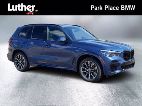 2022 BMW X5 for sale at Park Place Motor Cars in Rochester MN