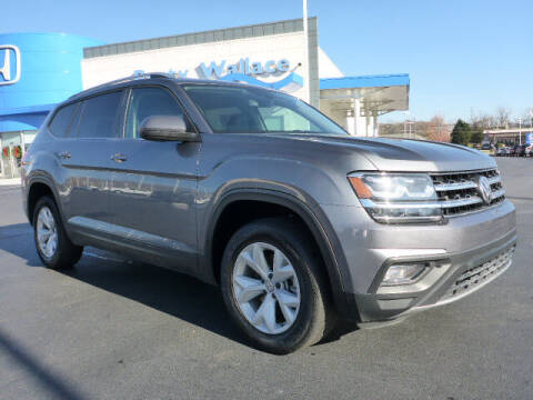 2019 Volkswagen Atlas for sale at RUSTY WALLACE HONDA in Knoxville TN