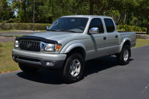 2003 Toyota Tacoma for sale at GulfCoast Motorsports in Osprey FL