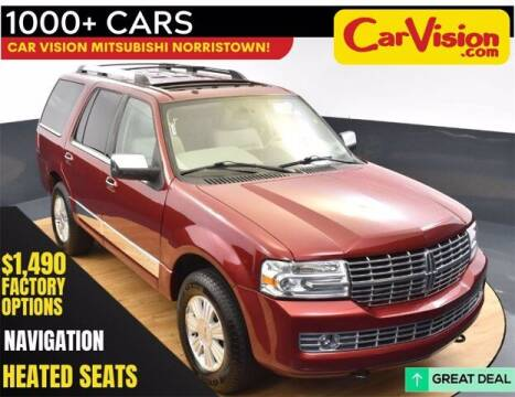 2014 Lincoln Navigator for sale at Car Vision Buying Center in Norristown PA