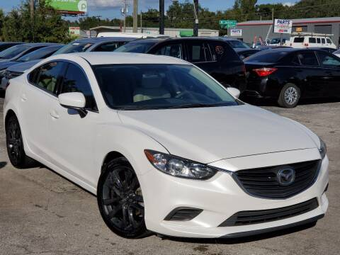 2015 Mazda MAZDA6 for sale at Mars auto trade llc in Kissimmee FL
