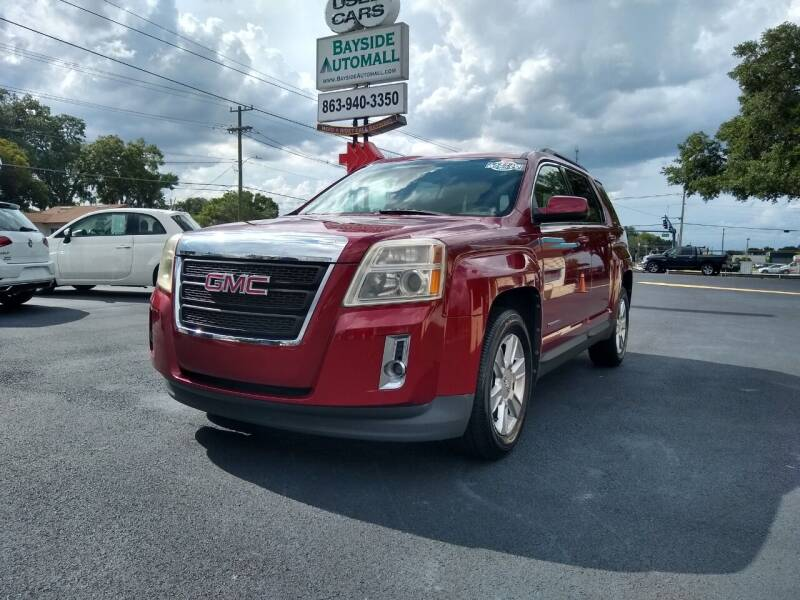 2011 GMC Terrain for sale at BAYSIDE AUTOMALL in Lakeland FL