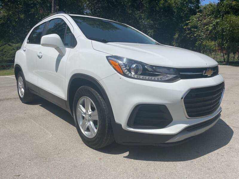 2017 Chevrolet Trax for sale at Thornhill Motor Company in Hudson Oaks, TX