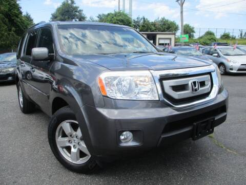 2011 Honda Pilot for sale at Unlimited Auto Sales Inc. in Mount Sinai NY