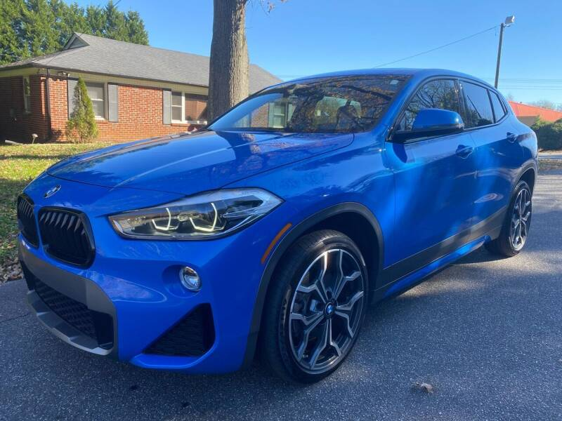 2018 BMW X2 for sale at Viewmont Auto Sales in Hickory NC