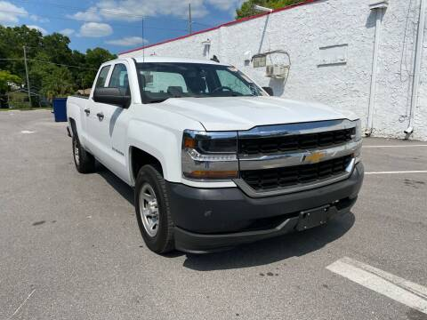 2016 Chevrolet Silverado 1500 for sale at Consumer Auto Credit in Tampa FL