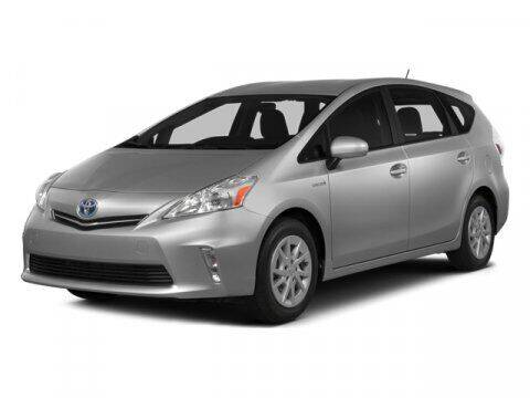 2014 Toyota Prius v for sale at Vogue Motor Company Inc in Saint Louis MO