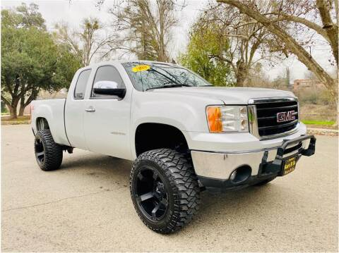 2010 GMC Sierra 1500 for sale at KARS R US in Modesto CA