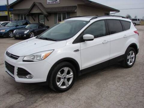 2016 Ford Escape for sale at Lehmans Automotive in Berne IN