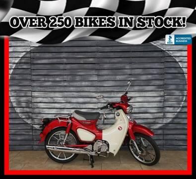 2020 Honda Super Cub C125 for sale at AZautorv.com in Mesa AZ