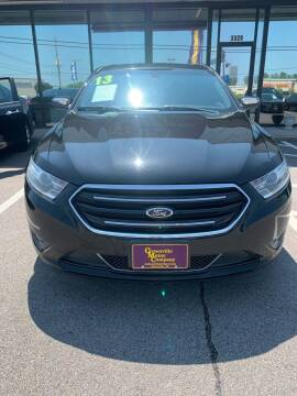 2013 Ford Taurus for sale at DRIVEhereNOW.com in Greenville NC