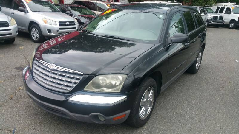 2005 Chrysler Pacifica for sale at Ace Auto Brokers in Charlotte NC