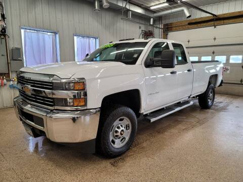 2018 Chevrolet Silverado 2500HD for sale at Sand's Auto Sales in Cambridge MN