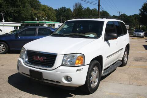 2003 GMC Envoy for sale at GTI Auto Exchange in Durham NC