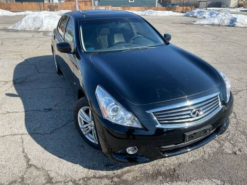 2015 Infiniti Q40 for sale at Some Auto Sales in Hammond IN