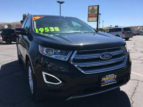 2015 Ford Edge for sale at Painter's Mitsubishi in Saint George UT