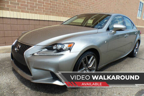 2016 Lexus IS 300 for sale at Macomb Automotive Group in New Haven MI