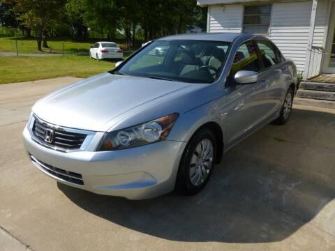2008 Honda Accord for sale at Ed Steibel Imports in Shelby NC