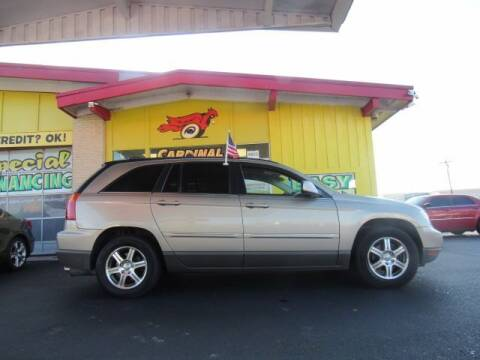 2008 Chrysler Pacifica for sale at Cardinal Motors in Fairfield OH
