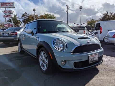 2013 MINI Hardtop for sale at Convoy Motors LLC in National City CA