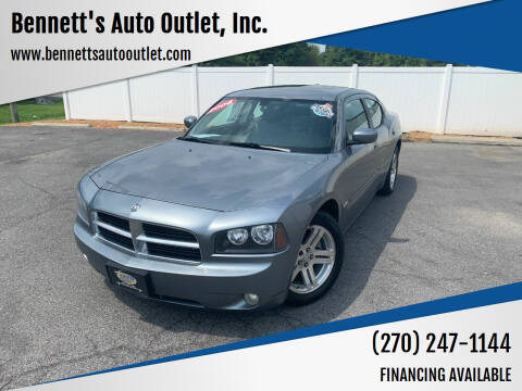2006 Dodge Charger for sale at Bennett's Auto Outlet, Inc. in Mayfield KY