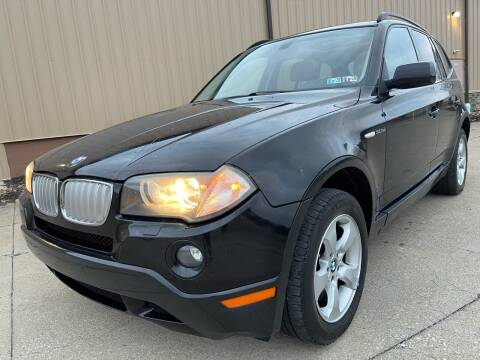 2008 BMW X3 for sale at Prime Auto Sales in Uniontown OH