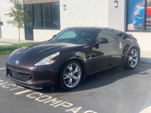 2010 Nissan 370Z for sale at Bay City Autosales in Tampa FL