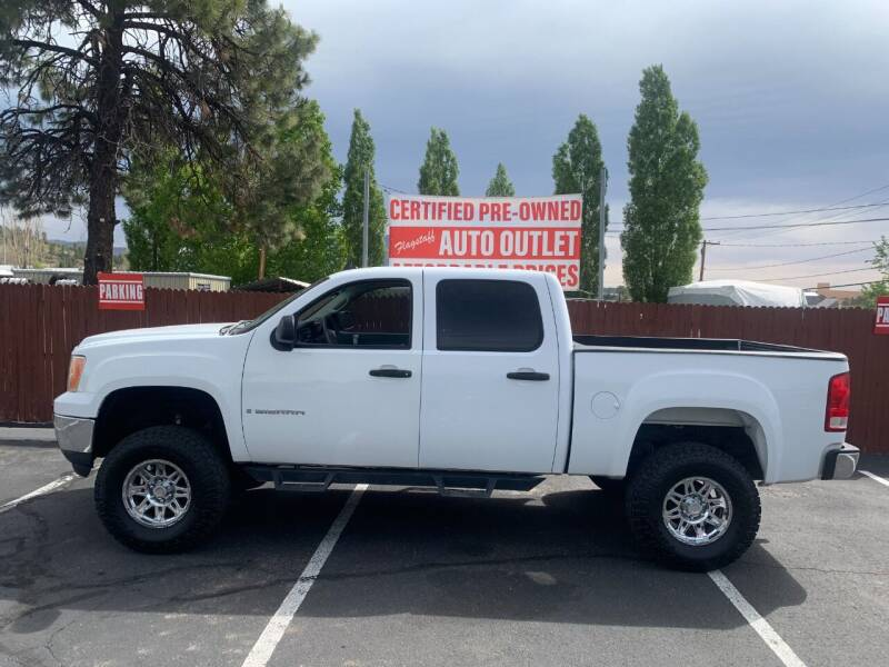 2007 GMC Sierra 1500 for sale at Flagstaff Auto Outlet in Flagstaff AZ