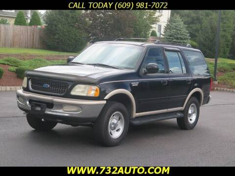 1997 Ford Expedition for sale at Absolute Auto Solutions in Hamilton NJ