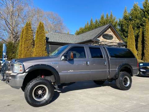 2006 Ford F-250 Super Duty for sale at Hoyle Auto Sales in Taylorsville NC