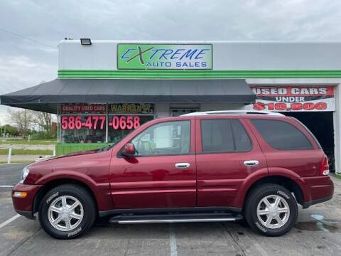 2007 Buick Rainier for sale at Xtreme Auto Sales in Clinton Township MI