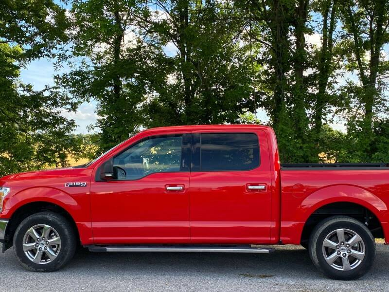 2019 Ford F-150 for sale at RAYBURN MOTORS in Murray KY