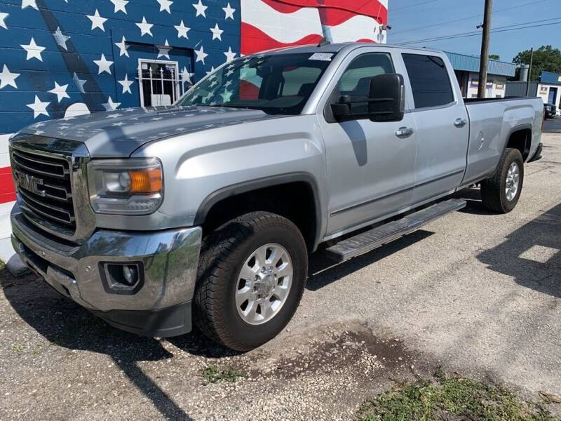 2015 GMC Sierra 3500HD for sale at The Truck Lot LLC in Lakeland FL
