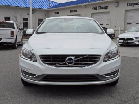 2017 Volvo S60 for sale at Auto Finance of Raleigh in Raleigh NC