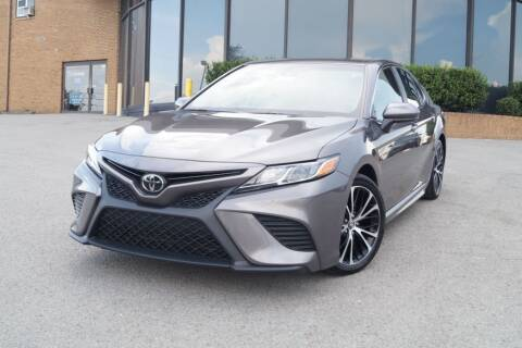 2018 Toyota Camry for sale at Next Ride Motors in Nashville TN