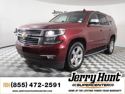 2017 Chevrolet Tahoe for sale at Jerry Hunt Supercenter in Lexington NC