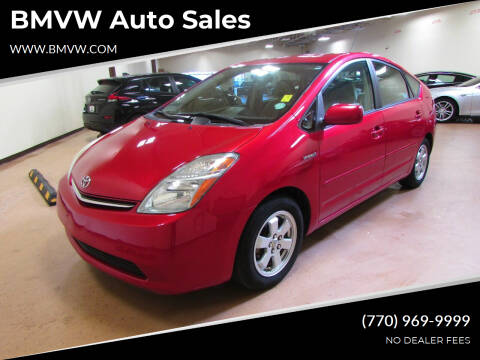 2009 Toyota Prius for sale at BMVW Auto Sales in Union City GA