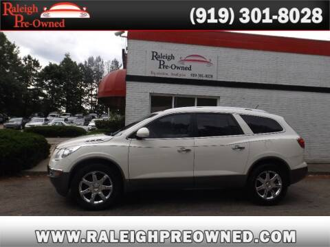 2008 Buick Enclave for sale at Raleigh Pre-Owned in Raleigh NC