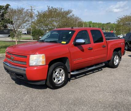 2008 Chevrolet Silverado 1500 for sale at COUNTRYSIDE AUTO SALES 2 in Russellville KY