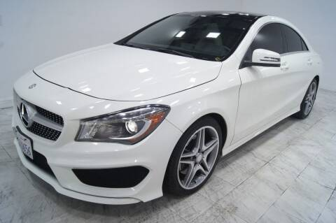 2014 Mercedes-Benz CLA for sale at Sacramento Luxury Motors in Carmichael CA