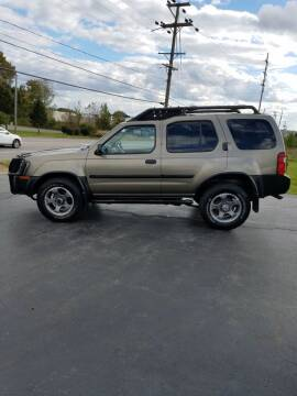 2002 Nissan Xterra for sale at Country Auto Sales in Boardman OH